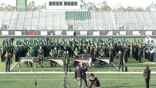 Checking back in with the Palmetto Ridge marching band