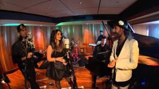کنسرت گروه 25band با گروه موسیقی سازهای اکوستیک در بی بی سی فارسی