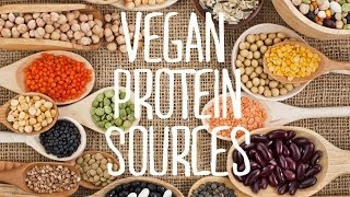 Vegan Protein Sources & Meat Substitutes | Fablunch