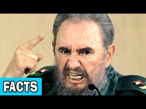 12 Real Facts About Fidel Castro