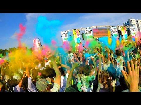 HAPPY HOLI FESTIVAL Fortaleza 2015 | GoPro AFTERMOVIE