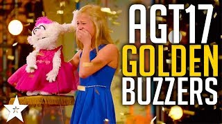 All GOLDEN BUZZERS On America
