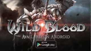 Wild Blood - GooglePlay Trailer [HD]