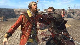 Assassin's Creed Rogue Finishing Moves & Combo Variations
