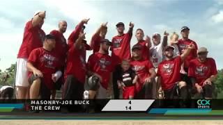 Duk Duk Daze Softball: The Crew Wins