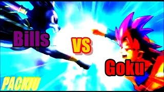 Dragon Ball Z - Goku vs. Bills [Dublado PT-BR]