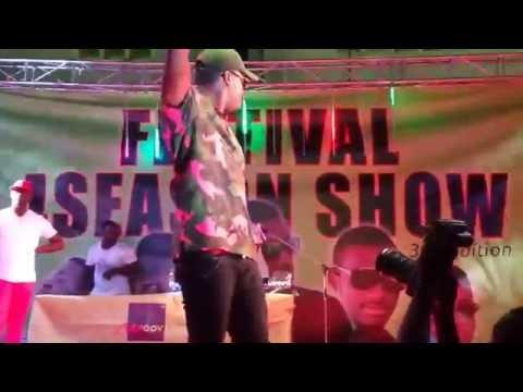 Vano Baby feat Shado chris  ( Concert live )