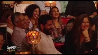 لايڤ من الدوبلكس الموسم الخامس   كارو محاور   هند صبري   YouTube
