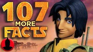 107 MORE Star Wars Rebels Facts YOU Should Know! (ToonedUp #216) | ChannelFrederator