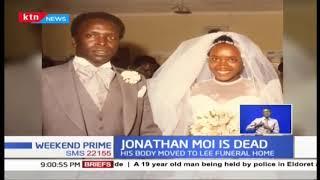 Jonathan Toroitich, son to Retired President Moi dies at 65