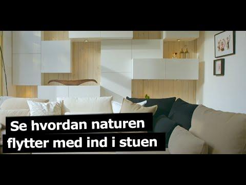 IKEA Hjemmeholdet: Se makeoveren af en moderne stue i pagt med naturen