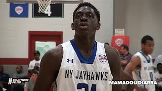 Uconn Commit Mamadou Diarra Is A MONSTER!