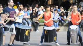 Flashmob Teaser - Festival des 25 ans de Samba Résille 24 et 25 juin 2017