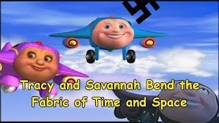 YTP (Filler): Tracy and Savannah Bend the Fabric of Time and Space