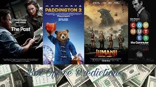 Weekend Box Office Predictions for January 12th