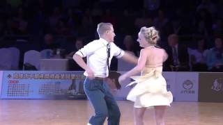 World Dance Sport Games 2013 - Boogie-Woogie Final