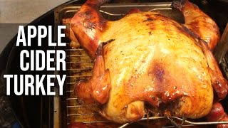 Apple Cider Turkey recipe by the BBQ Pit Boys