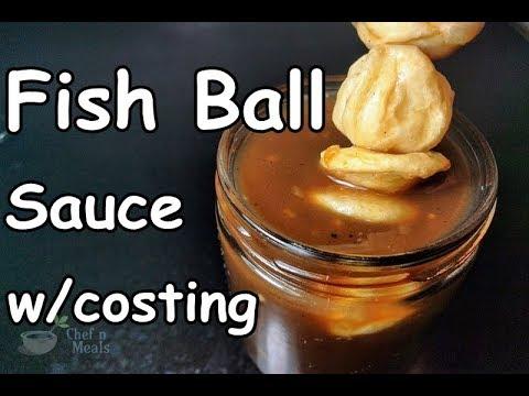 Xxx Mp4 Fish Ball Kikiam Squid Ball Sauce Food Business Ideas W Costing 3gp Sex