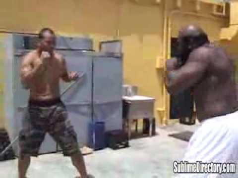 kimbo vs chico
