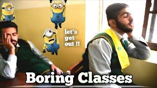 When Boredom Strikes in Aps 😒 Video on School/College life
