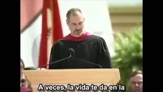 Steve Jobs Discurso en Stanford Sub Español HD YouTube online video cutter com 3