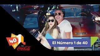 Juan Magán ft Belinda, Manuel Turizo y Snova DÉJATE LLEVAR - Nº 1 de LOS40 24 de marzo 2017