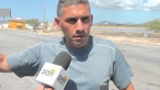 #17Oct Drama de camioneros se extiende por días para embarcar en ferrys a Margarita
