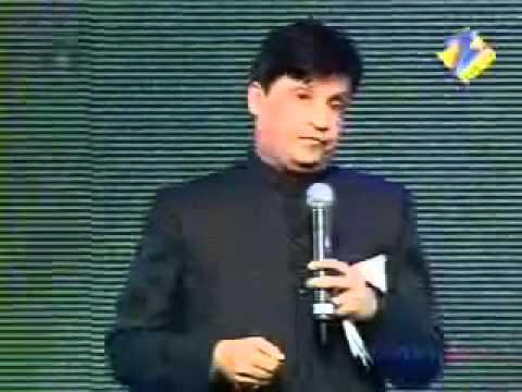 YouTube Umer Sharif in Zee Cine Award London 2005 Full