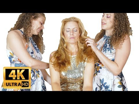 Xxx Mp4 Ultra HD 4k ASMR Scalp Head Massage W Corrina And Adrienne 3gp Sex