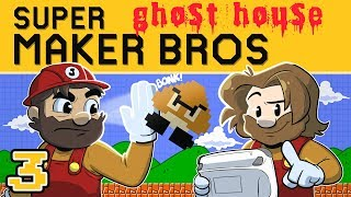 New Super Mario Maker Let's Play - Ghost House #3