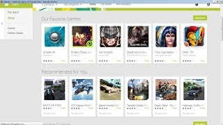 Download Apps Games From Google Play Store Without Sign In To Google