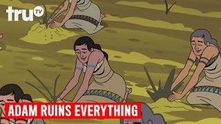 Adam Ruins Everything - Native American Population Misconceptions | truTV