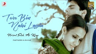 Tere Bin Nahin Lagda (Tere Bin) - Official Music Video | Nusrat Fateh Ali Khan | Partners in rhyme