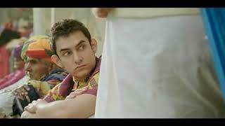 Pk Amir Khan best comedy scane from movie (pk)