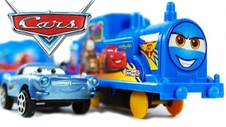 Train Planes & Cars from Cartoon Toys VIDEO FOR CHILDREN