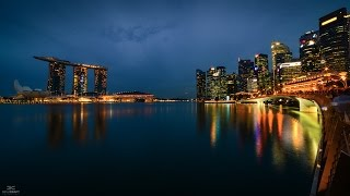 The Best Time lapse of Singapore in 4K | Mind Craft Productionz