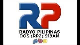 Radyo Pilipinas 2 (RP2) 918AM - TOTH Aircheck (September 25, 2017)