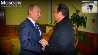 French President Meets With Putin In Moscow | Politics, Russia, France