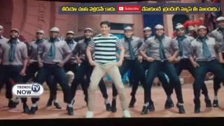 mahesh babu Brahmotsavam dance step Bala Tripuramani song