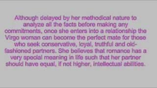 Characteristics of a Virgo Woman