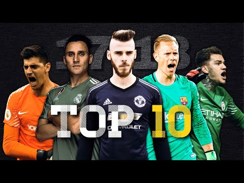 Xxx Mp4 Top 10 Goalkeepers In The World ● Season 2017 18|HD 3gp Sex