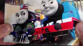 Thomas and Friends Home Media Reviews Episode 107 - The Great Race