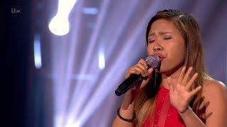 The X Factor UK 2017 Alisah Bonaobra Six Chair Challenge Full Clip S14E12