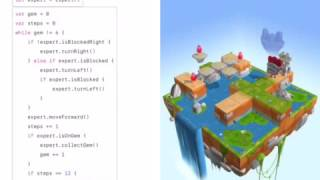 Swift Playgrounds: Train Your Expert: Code Solution and Run