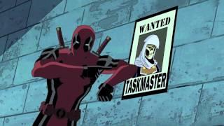 Ultimate Spider-Man clip: Spider-Man Meet Deadpool