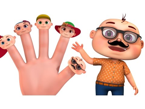 Finger Family Song With Five Little Babies Finger Family Songs Nursery Rhymes Compilation