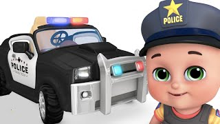 Police Chase Car Video for kids   Car toys for children  Tayo Surprise eggs unboxing by Jugnu kids