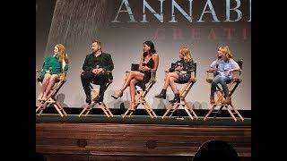 """""""Annabelle: Creation"""" Q&A, 6/19/17."""