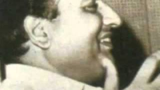 Ae Mussavir Mere Mahboob Ki Tasveer Bana  Mohammad Rafi  A Ghazal Smooth As Silk