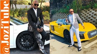 DJ TIRA VS TBO TOUCH CONVOY : HOW THEY SHOWED OFF AT THE DURBAN JULY